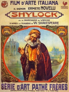 Shakespeare's Shylock is the 16th century prototype of a cold money lender unable to empathize with people. He is linked to hatred and mistrust. Just like other intermediaries in the 20th century.