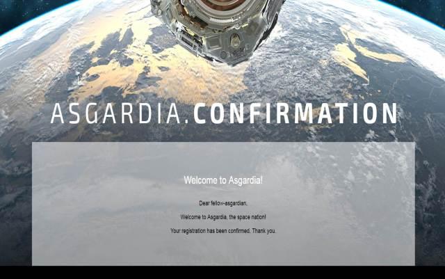 Asgardia es la primera comunidad de ciudadanos productores conectados en torno a un ideal: Construyamos con nuestro conocimiento la sociedad ideal. ¿Lo conseguiremos?